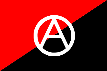 Анархизмът, като социално-икономически модел, алтернативен на държавните системи, почти от самото си начало се е самоопределял като революционна идеология.