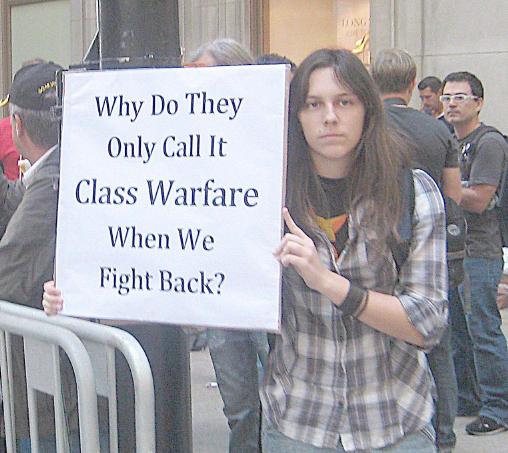"""Защо го наричат """"класова война"""" само когато ние отвръщаме?"""