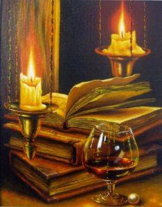 Две свещи